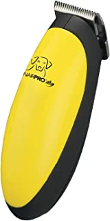 ConairPRO Palm Pro Pet Micro Trimmer PGF44, Black and Yellow