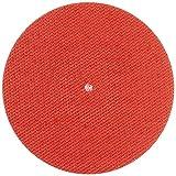 Bosch 2 609 256 280 - Plato lijador para taladradoras, 125 mm, con cierre de cardillo