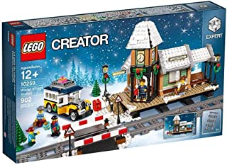 LEGO Creator 10259Invierno licher estación de Juguete