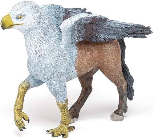Papo- Hippogriffe Le Monde Fantastique Figurine, 36022, Multicolore