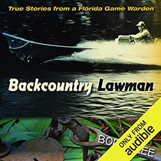 Backcountry Lawman audiobook cover art