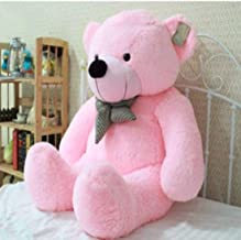 Frantic Best 3 Feet Pink Cute and Lovely Teddy Bear- 90 cm (Pink)