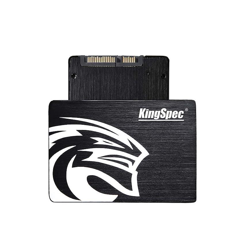 忘れる支給引き金KingSpec SSD 180?GB 2.5インチsata3?3d TLC内部SSDドライブfor PC、ノートパソコン、Mac