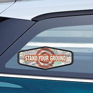 Best stand your ground sticker Reviews