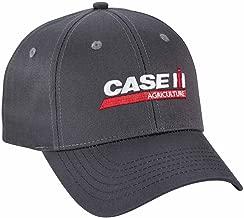 Case IH Charcoal Twill Cap 288953
