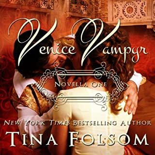 Venice Vampyr audiobook cover art