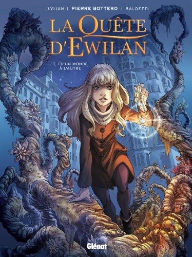 La Quete d'Ewilan T01