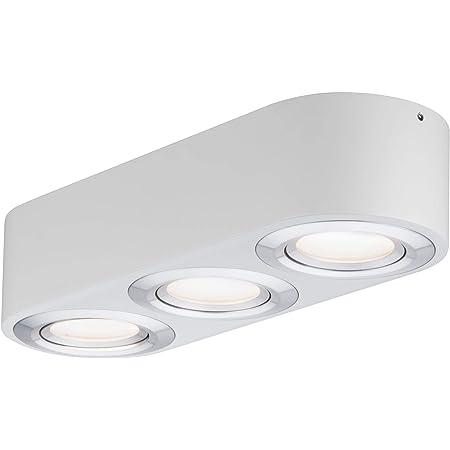 Paulmann éclairage au plafond Spotlights Zylo chrome 2 x 40 W gu10 Halogène convient F DEL