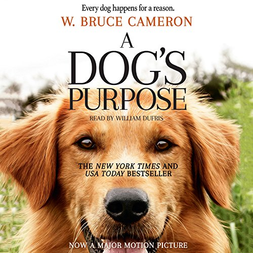 Couverture de A Dog's Purpose