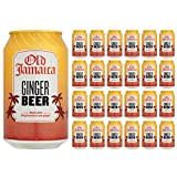 Antiguo Jamaica Ginger Beer 330ml (paquete de 24 x 330 ml)