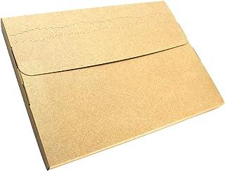 WEIMALL ゆうパケット対応 ダンボール A4サイズ 50枚セット メール便対応 310×225×25 日本製 クラフト色