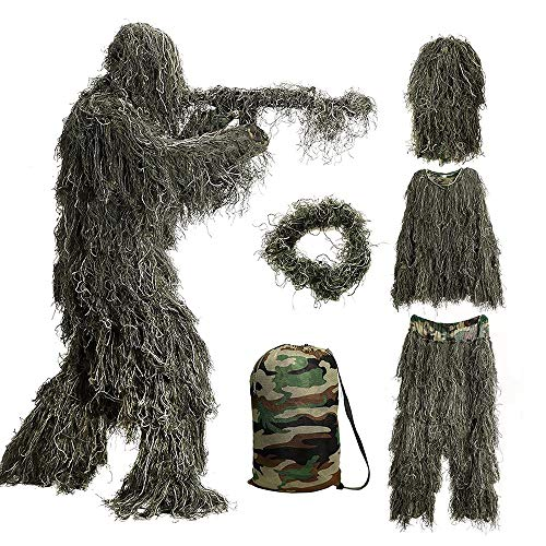 Bseical -   Ghillie Suit,