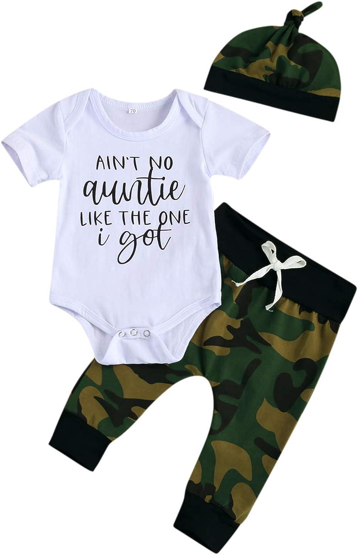 Infant Baby Boy Romper Worth The Wait/Little Brother Letter Print Bodysuit Tops Long Pants Hat 3PCS Outfits Set