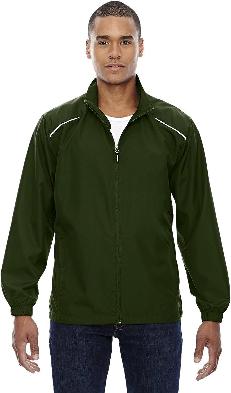North End Popular product Men's Motivate Unlined Jacket Lightweight Super sale period limited GREN FOREST