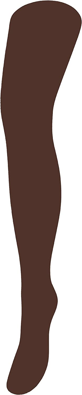 Trasparenze Brigitte Shiny Tights (3-Large, Tabacco)