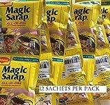 Maggi Magic Sarap ALL-IN-ONE 12pX8g in a pack