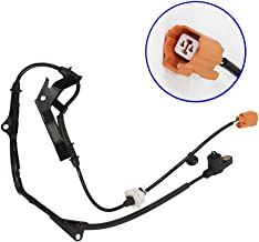 970-030 ABS Wheel Speed Sensor Front Left for Acura CL 2001 2002 2003,Acura TL1999 2000 2001 2002 2003, Honda Accord1998 1999 2000 2001 2002 Fit 57455S84A52 57455S4KA52 SU9025 5S7535 ABS914/DOICOO