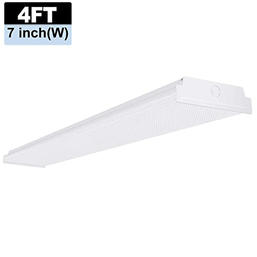 4 Foot Led Light Fixture Amazon Com