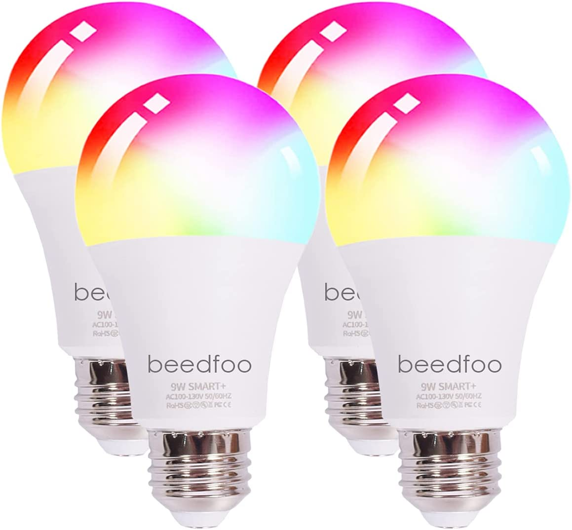 Led Lights New Shipping Free Shipping for Bedroom A19 E26 9W Bulbs Light Smart Super popular specialty store Changi Color