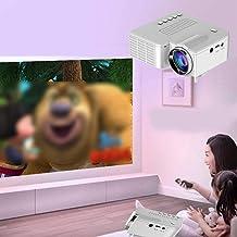 $199 » FANEO Mini Portable LED Projector 1080P Multimedia Home Cinema Theater Video Projectors