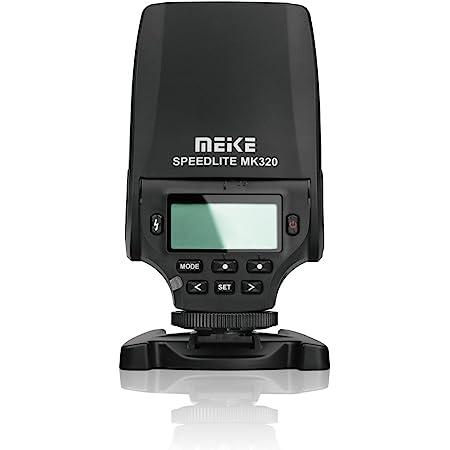 Meke Mk 320s Mini Ttl Speedlite Automatic Flash For Kamera