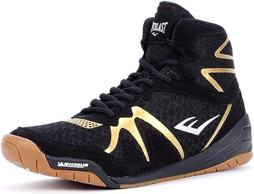 Everlast PIVT Chaussures de Boxe Basses