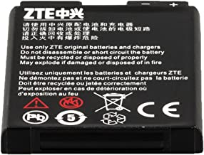 See Picture Battery for Straight Talk//TracFone//Net10 ZTE ZFive 2 LTE Z837VL Smartphone with Special Accessory High Capacity 3000mAh Extended Slim Rechargeable A