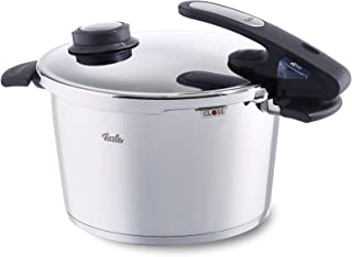 Fissler Vitavit Edition Design Premium Stainless Steel Pressure Cooker, 8.5 quart