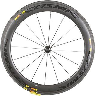 Mavic Cosmic CXR 60 - Ruedas traseras bicicleta de carretera - juego de ruedas, WTS shimano, M11, tubular negro 2014 Juego de ruedas para bicicleta de carretera