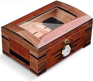 Humidors Inomhus Konstant Temperatur Återfuktande Moderiktigt Fuktgivande Cigarrskåp Lätt och bekvämt