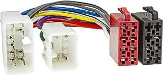 tomzz Audio 7055-000 Radioadapterkabel geschikt voor Daihatsu, Subaru, Toyota naar 16pol iso standaard