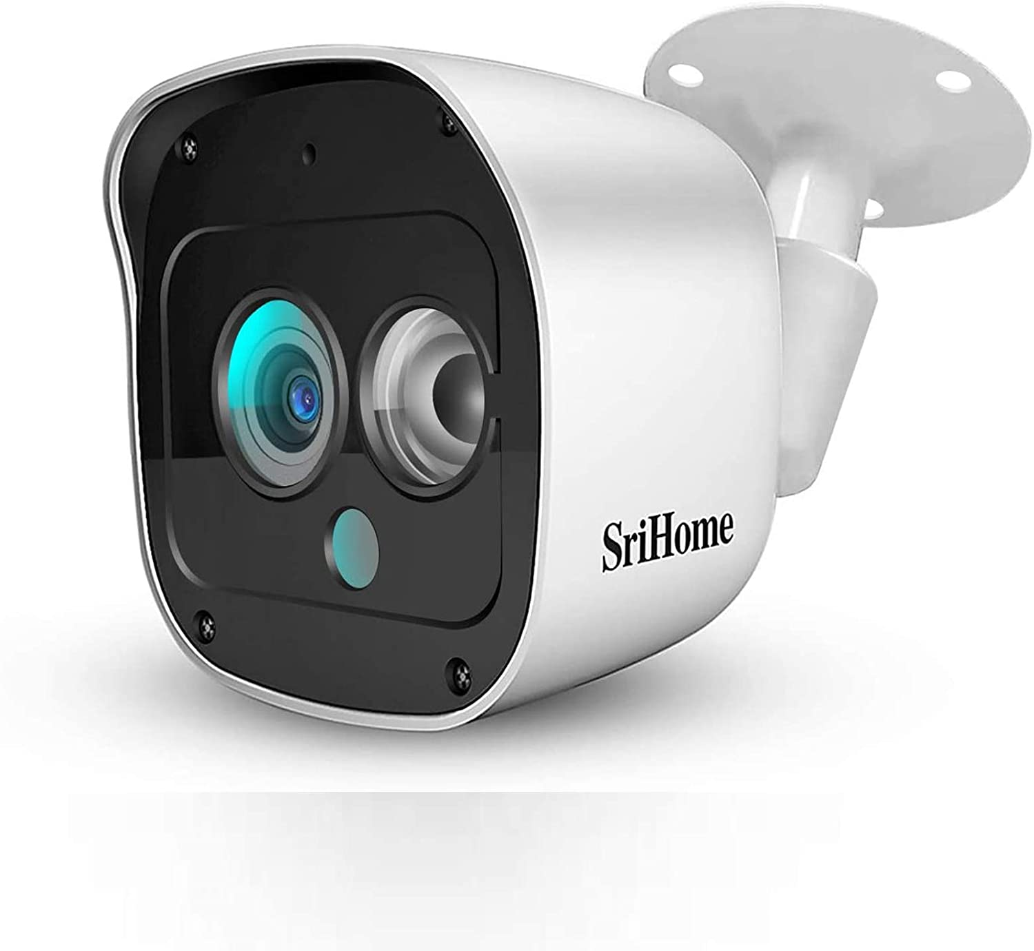 SriHome Outdoor discount Security Camera Washington Mall 2304 1296Pixel Cameraw x IP