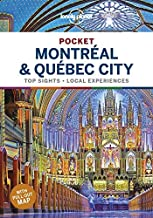 Lonely Planet Pocket Montreal & Quebec City (Travel Guide)