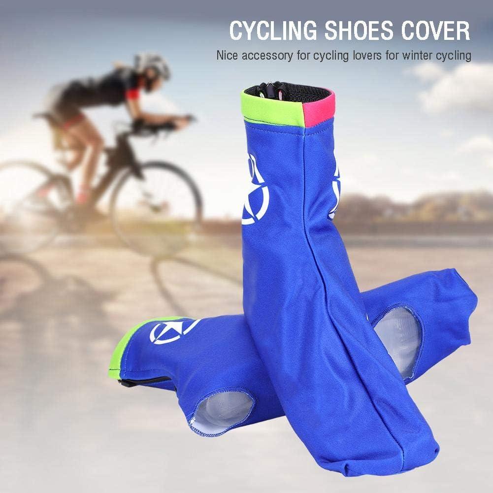 VGEBY1 1 Paar Fahrrad /Überschuhe Winddicht Thermo Fleece /Überschuhe Radfahren Booties /Überschuhe