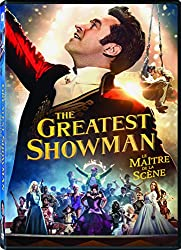 the greatest showman (musical) dvd