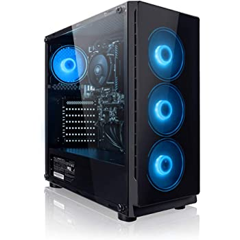 PC Megaport Ordenador AMD A8-9600 4X 3.10GHz • AMD Radeon R7 • 8GB DDR4 • 1TB • USB3.0 Desktop pc • 1TB Disco Duro • Windows 10 Home