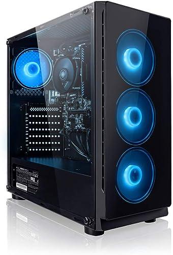 Megaport Unité Centrale PC Maverick 4-Core AMD Ryzen 3 3200GE 4X 3.30GHz (Turbo: 3.80 GHz) • 8 Go DDR4 • 240Go SSD • ...