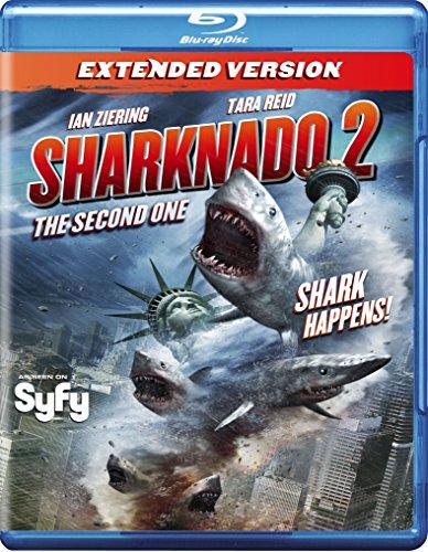 Sharknado 2: The Second One [Blu-ray]