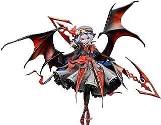 Touhou Project Remilia Scarlet Legendary Red Devil Castle Edition Extra Color Dark Moon 1/8 Assembled Figure (Resale)