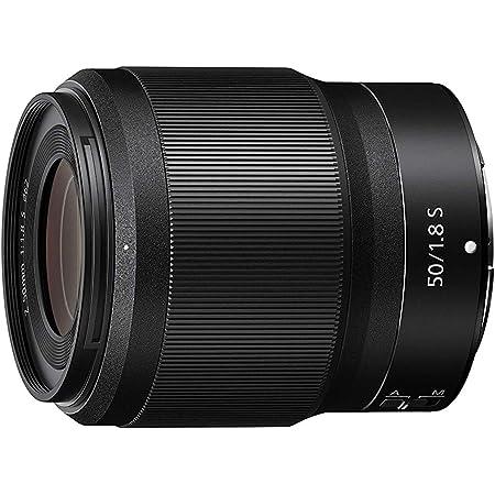 NIKON NIKKOR Z 50mm f/1.8 S Standard Fast Prime Lens for Nikon Z Mirrorless Cameras