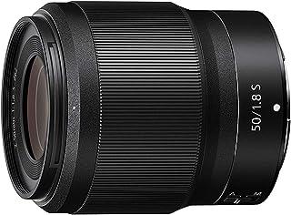 Nikon 20083 Nikkor Z 50mm f/1.8 S Lens, Black