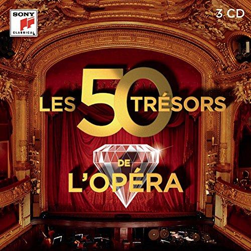 Les 50 l'Opéra-Les Trésors de la Musique Classique