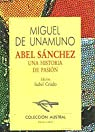 Abel Sanchez par Unamuno