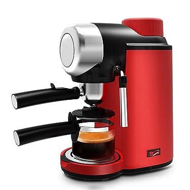 Kaffeevollautomat Kaffeemaschine Eine Berührung zum Brauen Mehrfache Brühstärke Wiederverwendbarer Filter mit Selbstreinigungsfunktion One-Touch-Bedienung für Zuhause, Büro, Wohnmobil