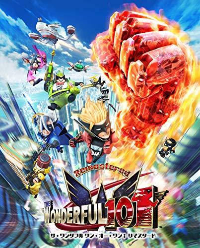 The Wonderful 101: Remastered - PS4 (【初回限定特典】スペシャルステッカー & 【Amazon.co.jp限定特典】...