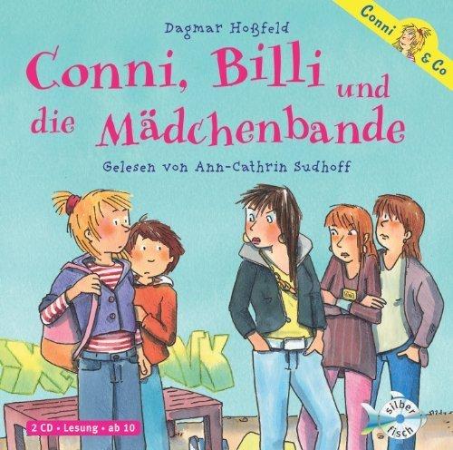 Conni, Billi und die Mädchenbande: : 2 CDs von Dagmar Hoßfeld Ausgabe (2010)