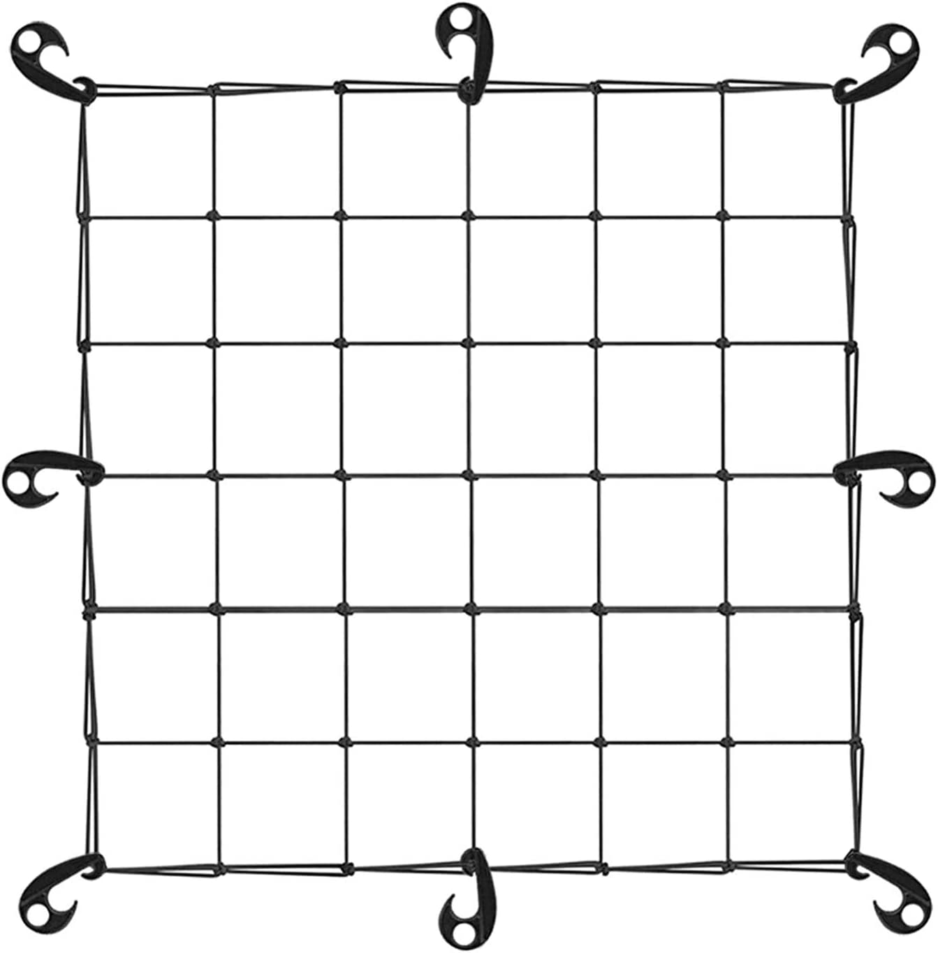 SAHLA 2 Packs Elastic Trellis Limited Special Price Netting Net Hooks Tent with Grow excellence
