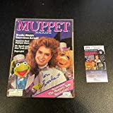 Brooke Shields Signed Vintage 1984 Muppets Magazine With COA - JSA Certified - Movie Magazines