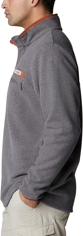 Columbia Men's Harborside Fleece Pullover