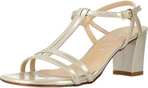KESS Sandalen Sandaletten, Farbe Gold, Marke, Modell Sandalen Sandaletten 666 833 Gold
